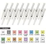 Kuretake Zig Zig Memory Systemwink of Stella Brush (Complete 16 colors Set)