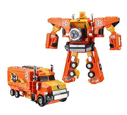 Hello Carbot Megabold Korean Animation Transformable Robots Toy