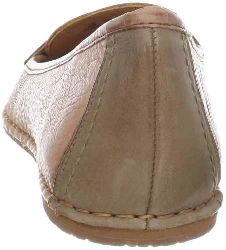 Naya Womens Debbie Penny Loafer Tan / Taupe