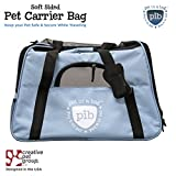 Airline Approved Pet Carriers - Pet in a Bag - Blue