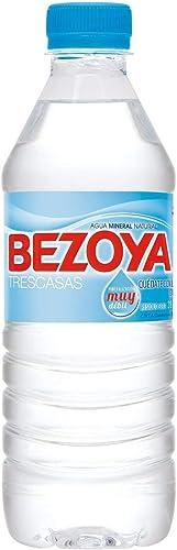 Bezoya Agua - 24 botellas x 50 cl - Total: 1200 cl: Amazon.es: Alimentación y bebidas