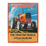 191 Page Collection of Allis-Chalmers `The Tractor People` AC Tractor Ads from 1957-1985
