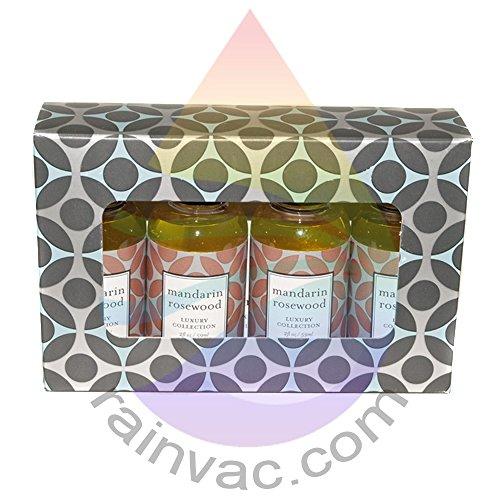 Rainbow Genuine Mandarin Rosewood Luxury Fragrance for Rainbow & RainMate