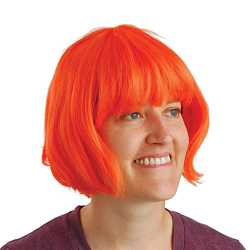 U.S. Toy MX167-09 Mod Wig, Orange -