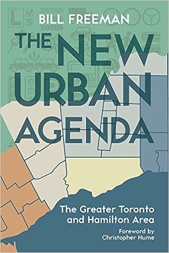 The New Urban Agenda: The Greater Toronto and Hamilton Area ...