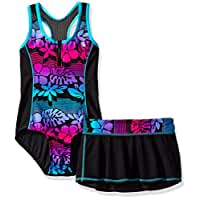 ZeroXposur\x20Big\x20Girls\x26\x23039\x3B\x20Mahalo\x20Zipline\x201pc\x20Swimsuit\x20with\x20Skirt