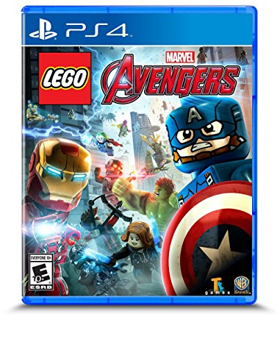 LEGO Marvel's Avengers - PlayStation 4 (The Amazing Spider Man 100 Save Game)