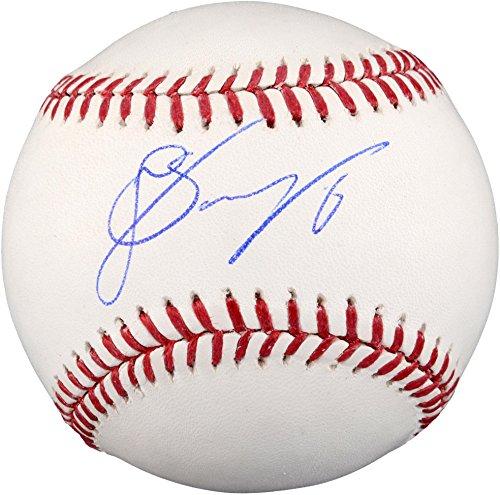 Jonathan Schoop Minnesota Twins Autographed Baseball - Fanatics Authentic Certified - Autographed Baseballs