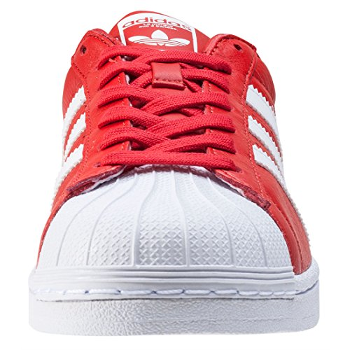 Uomo da Superstar adidas Sneakers Rosso qfWz8xCn
