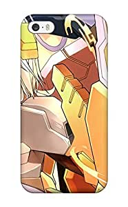 New Infinite Stratos Tpu Case Cover, Anti-scratch TurnerFisher Phone Case For ipod touch5