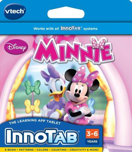 VTech InnoTab Software, Disney's Minnie's Bow-Toons ()