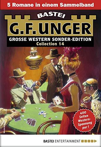 G. F. Unger Sonder-Edition - Folge 007: Cowboy-Wege (German Edition)