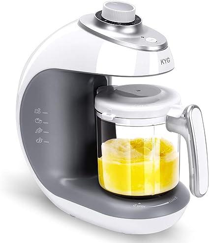 KYG Robot de Cocina al Vapor Procesador de Alimentos para Bebés 5 ...
