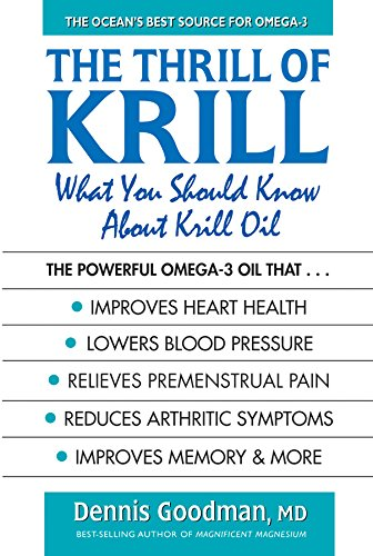 Dennis Oil - The Thrill of Krill: What You Should Know About Krill Oil