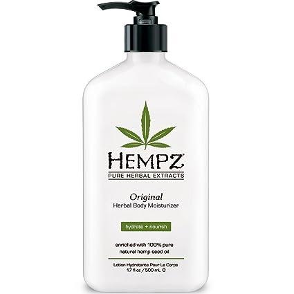 amazon com original natural hemp seed oil body moisturizer with