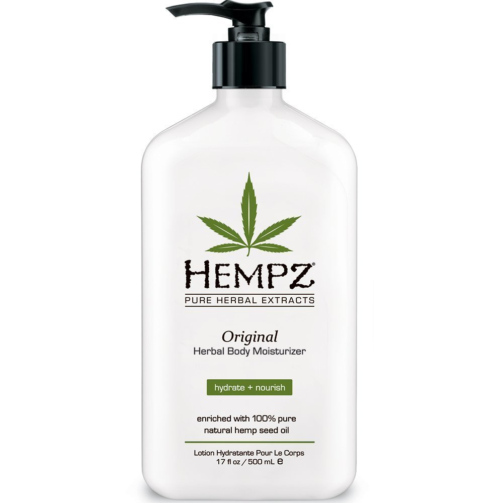 Hempz Original Herbal Body Moisturizer, 17 Fluid Ounce