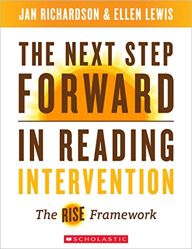 The Next Step Forward in Reading Intervention: The RISE Framework cover