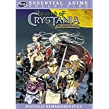 Legend of Crystania: The Motion Picture by Charles Campbell
