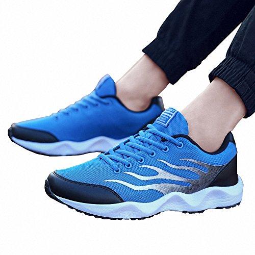 Ben Sports zapatillas de deporte trail Running para hombre azul