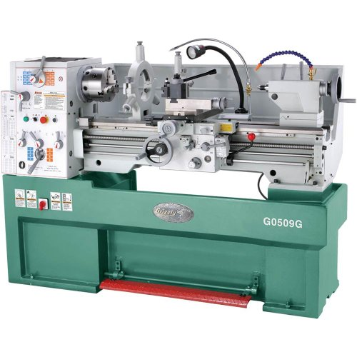 Grizzly G0509G Gunsmith's 3-Phase Metal Lathe, 16 x 40-Inch by Grizzly