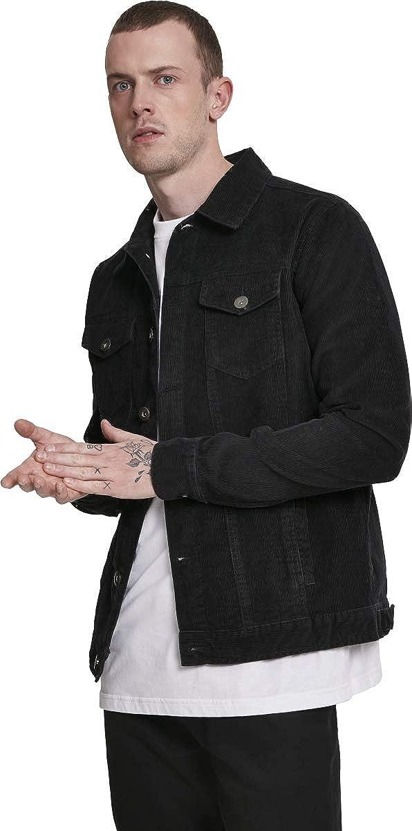Urban Classics Corduroy Jacket Blouson Homme