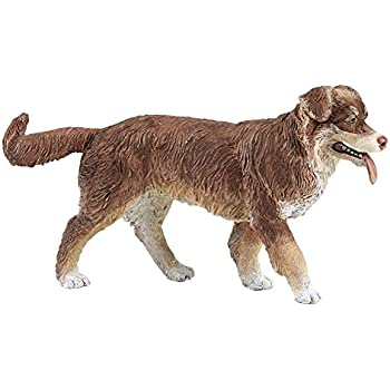 "Amazon.com: Papo ""Australian Shepherd Figure: Toys & Games"