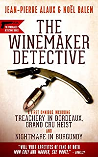 The Winemaker Detective by Jean-Pierre Alaux ebook deal