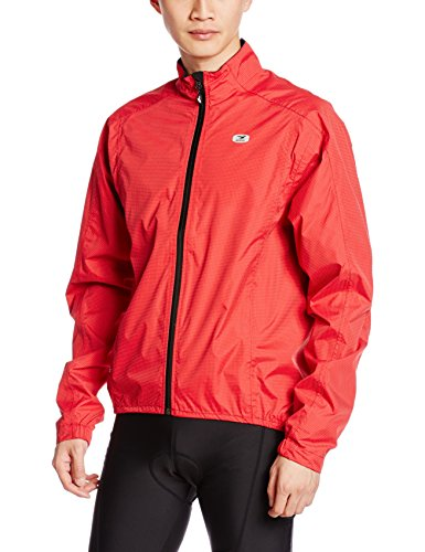 - SUGOi Men's Zap Bike Jacket, Chili Red, X-Large