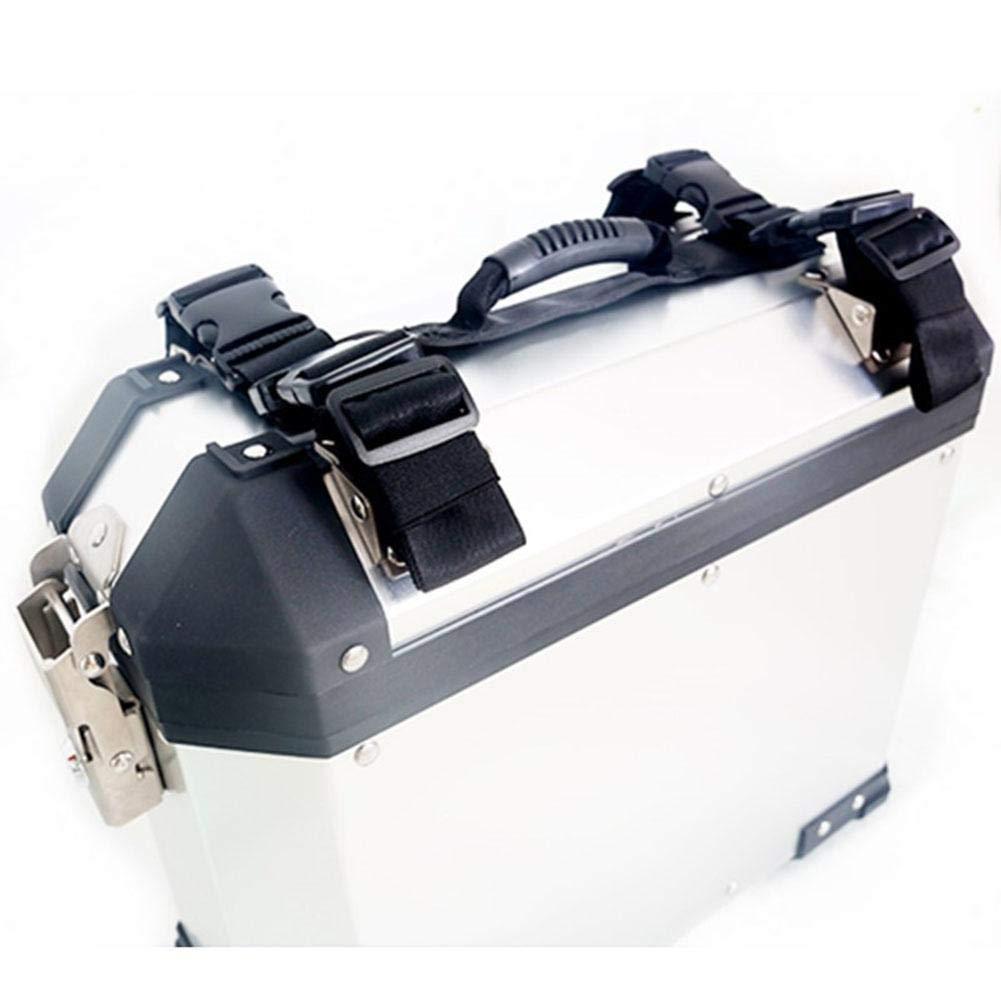 learnarmy Sangles /à cliquet Ensemble darrimage pour Moto R/ésistance /à la Rupture Alliage daluminium r/ésistant Bo/îte lat/érale Tresse Corde pour BMW G1200GS F800GS