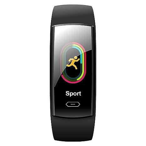 Chidjon Fitness Tracker,Q90 Smartwatch estanco IP67 Fitness ...