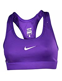 Women's Nike Pro Compression Sports Bra 411411-504 Purple Large