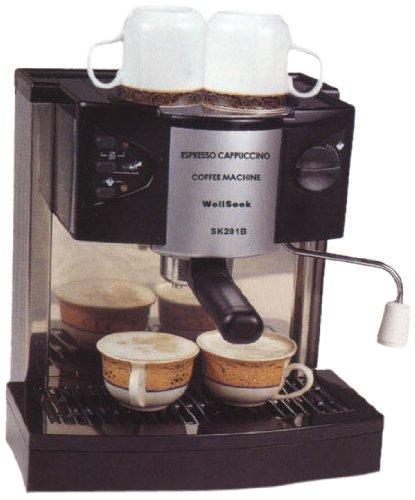 Selecline SK 201 B - Máquina de café: Amazon.es: Hogar