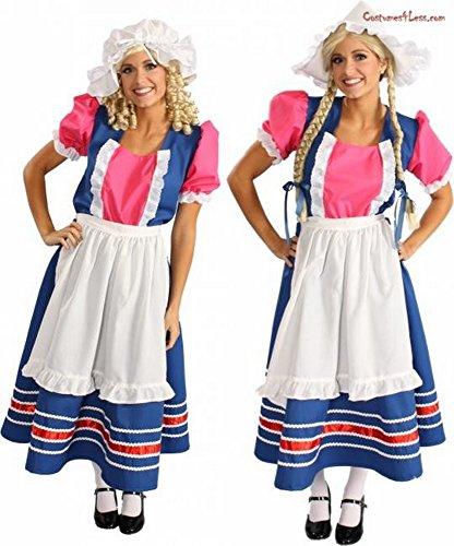 [Dutch Girl/Miss Muffet Costume] (Miss Muffet Costumes)