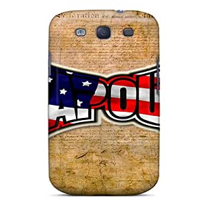 Tough Galaxy SBA14731OLqw Cases Covers/ Cases For Galaxy S3(tapout)
