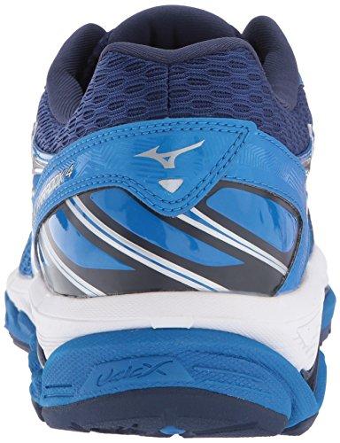 4 Paradox Blue Men's White Shoe Imperial Mizuno Wave Peacoat Running qZFt6xw