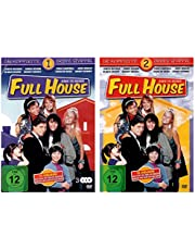 Full House 1+2 - Rags to Riches ( Die komplette Serie ) [6 DVDs]