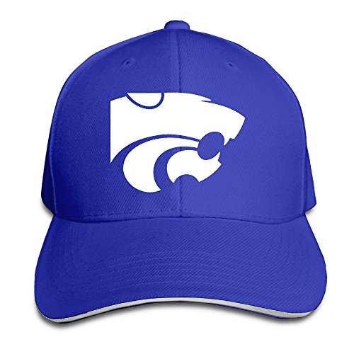 - Kansas State Wildcats Helmet Sandwich Cap Size: Adjustable Caps.