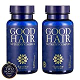 Cheap Hair Growth (Combo Pack: 2 Bottles) with Biotin, DHT Blocker, Saw Palmetto, Over 24 Vitamins, Minerals, Herbs for a Healthier Hair, Skin, Nail for Men & Women, All Hair Types, Vegan Tablets
