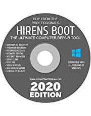 Hiren's Boot DVD 2019 PC Repair Virus Removal Clone Recovery Password Fix