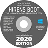 Hiren's Boot DVD 2020 PC Repair Virus Removal Clone Recovery Password Fix