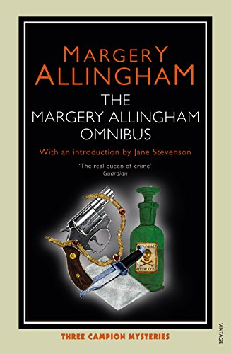 - Margery Allingham Omnibus: Includes Sweet Danger, The Case of the Late Pig, The Tiger in the Smoke
