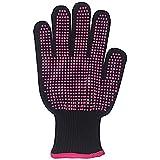 Hairpin Glove, Purified Cotton, Multipurpose Heat Blocking Gloves, Heatproof, Anti-slip Hand Protector, for Hair Curler Straighteners, Hair Styling, Hair Curler, Curling iron