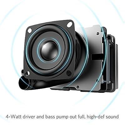 True Wireless Earbuds, 3D Stereo Sound Wireless Headphones Touch Control Wireless Sport Earbud Breathing Mini in-Ear Sports Earphones Noise Cancelling Headsets, Bluetooth Earbuds …