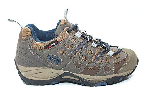 Mr. Shoes ,  Scarpe da camminata ed escursionismo uomo Marrone marrone
