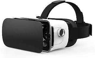 Casque De Réalité Virtuelle VR pour Les Films 3D Et Les Jeux Compatibles avec Les Pouces 4.0-6.3 pour Smartphones comme Cadeau À La Famille Et Aux Amis