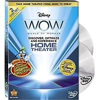 WOW World Of Wonder - 2-Disc DVD