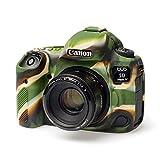EasyCover ECC5D4C Funda Protectora para Cámara Fotográfica Canon 5D Mark IV, Color Camuflaje