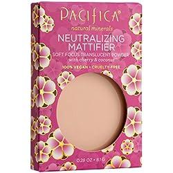 Pacifica Beauty Cherry Powder Neutralizing Mattifier, 0.28 Ounce