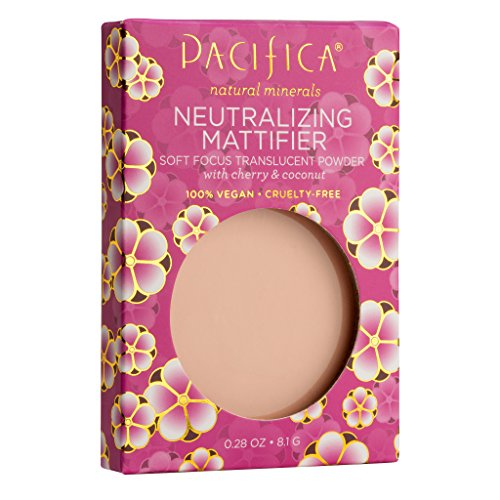 Pacifica Beauty Cherry Powder Neutralizing Mattifier , 0.28 ()