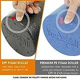 Yes4All High-Density Foam Roller/Round Foam
